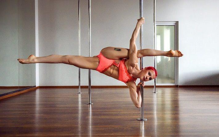 Що взяти з собою на тренування по pole dance